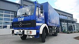LKW mit Ladebordwand (LKW-LBW)