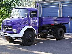 LKW - Kipper OV (abgegeben an den OV Germersheim, Kennzeichen THW-96097)